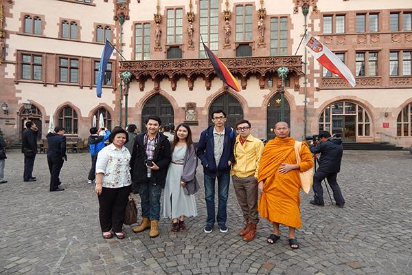 โครงการศึกษาดูงานต่างประเทศ ณ ประเทศ Germany และ Switzerland