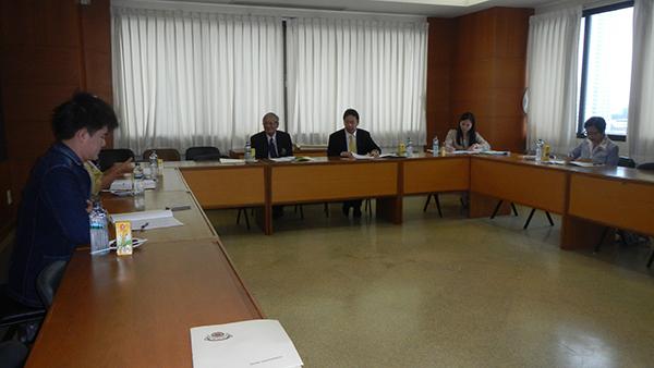 จัดประชุมครั้งที่ 1/2557 ที่สำนักงานบัณฑิตวิทยาลัยศึกษาศาสตร์ มหาวิทยาลัยสยาม